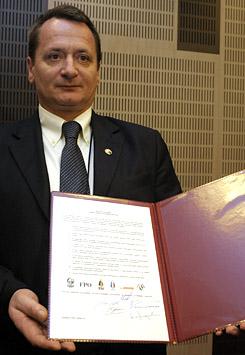 Forrás: MTI Kovács Béla Jobbik