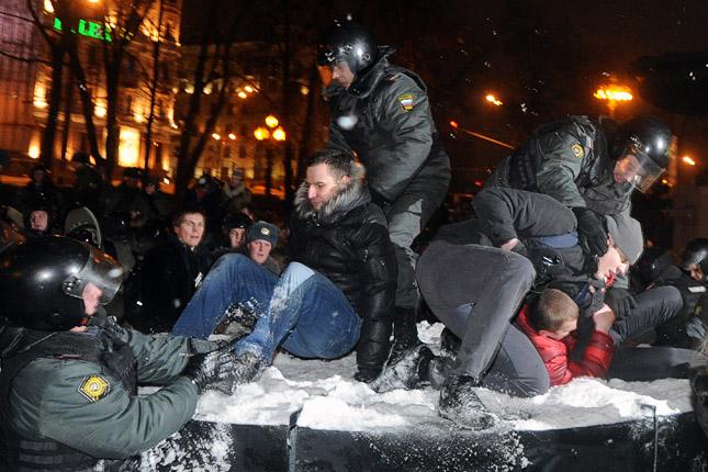 Forrás: AFP/ANdrey Smirnov