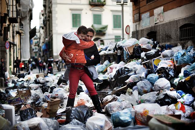 Forrás: AFP/Roberto Salomone